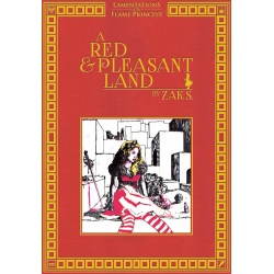 This is Zak's new D&D book (as opposed to his art books and memoir) and it's called A Red and Pleasant Land. Click image to learn more.